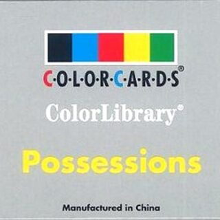 COLOR CARDS-COLOR LIBRARY-Possessions
