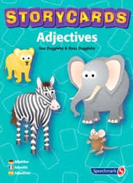 Color Cards StoryCards Adjective