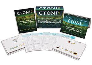 Comprehensive Test of Nonverbal Intelligence C-TONI2