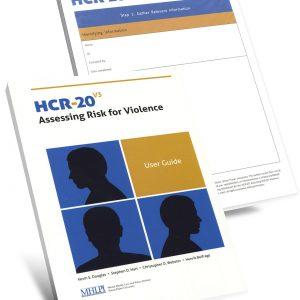 HCR-20 – להערכת הסיכון לאלימות