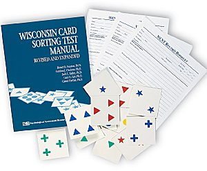 WISCONSIN CARD SORTING TEST- WCST