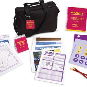 Wide Range Assessment of Memory and Learning 2nd Ed (WRAML2)